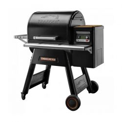 Barbecue a Pellet Traeger IronWood 650 Nero
