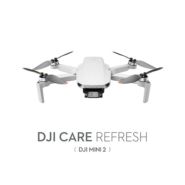 Drone Compatto Ultraleggero DJI Mini 2 Combo Fly More