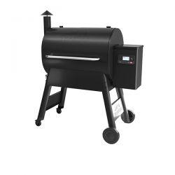 Barbecue a Pellet Traeger Pro 575 Nero