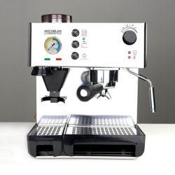 Macchina da Caffe Smeg 50's Style Nero - ECF01BLEU