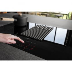 Piano Cottura Filtrante a Induzione Elica NIKOLATESLA LIBRA Nero BL/F/83 - PRF0147745