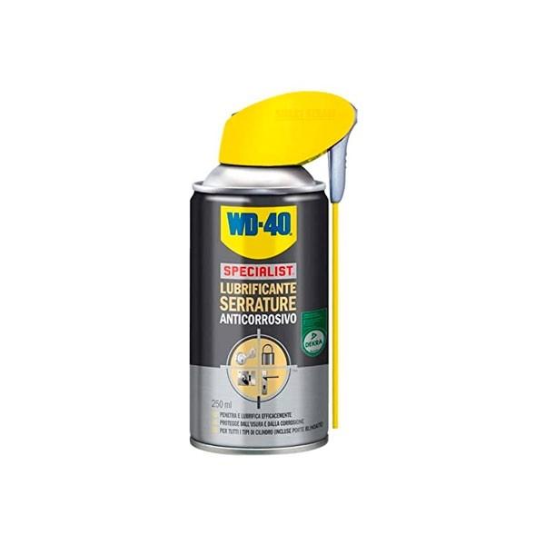 Lubrificante Serrature Anticorrosivo WD40 Doppia Posizione 250 ml - 39303