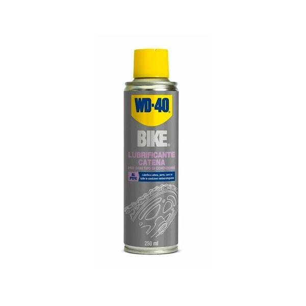 Lubrificante Bike Catena Per Tutte le Condizioni WD40 250 ml - 39703/46
