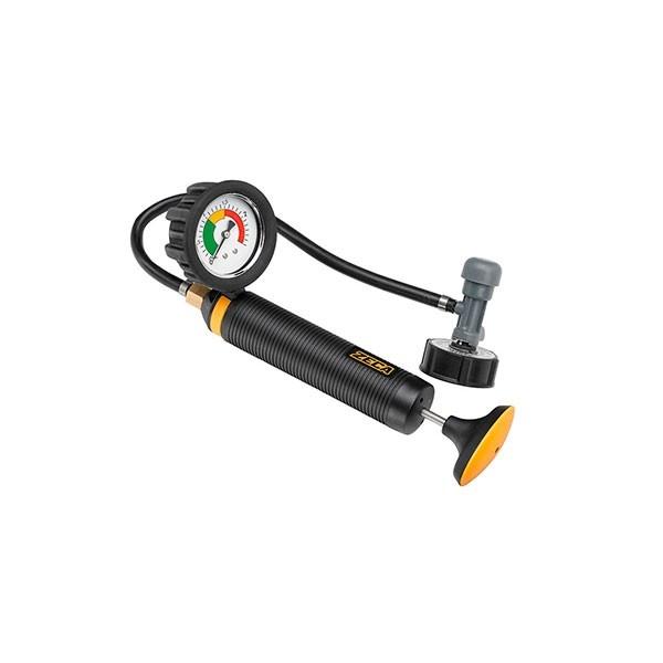 Kit Prova Radiatore Tester Di Pressione Con Tappi Professionale Zeca 415