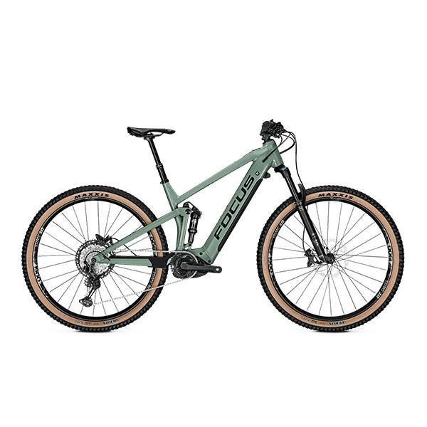 E-Bike Focus THRON² 6.9 Verde