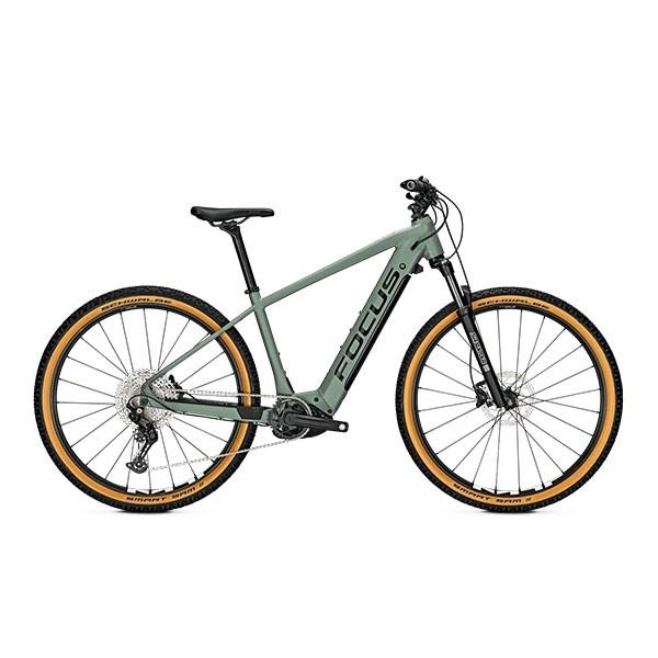 E-Bike Focus JARIFA² 6.8 NINE Grigio