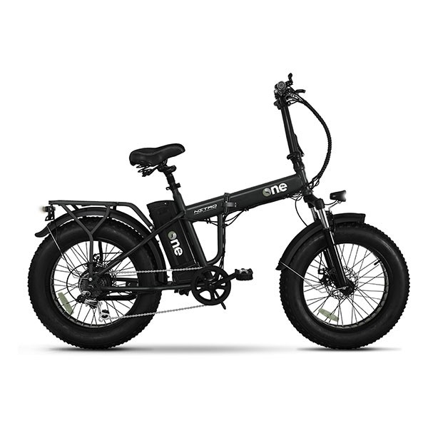 E-Bike The One NITRO 250W Brushless 36V 25km/h Forest Green
