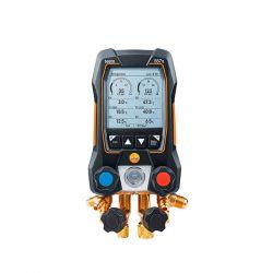 Kit Per Il Vuoto E Sonde Termometriche Senza Fili E Serie Di Tubi Di Riempimento Testo 557s - 0564 5572