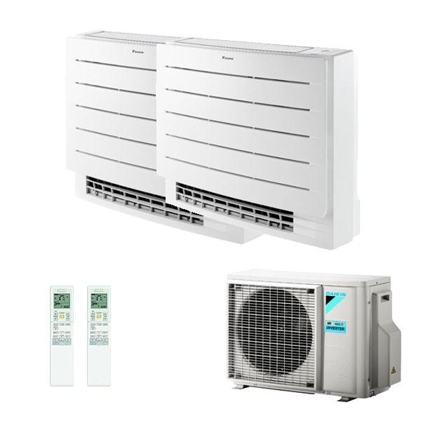Climatizzatore Daikin Pavimento Perfera FVXM50A 18000 R-32 Bluevolution A++ Wi-Fi Integrato