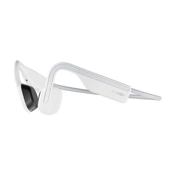 Auricolari Bluetooth Aftershokz OpenMove a Conduzione Ossea Ultra Leggere - Alpine White