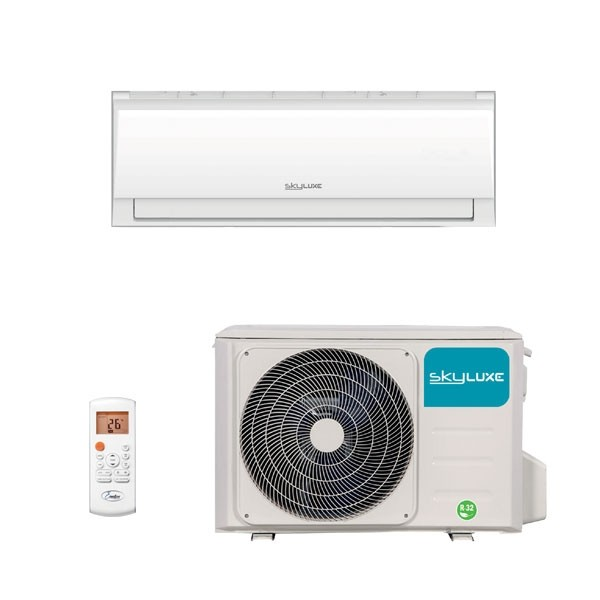 Climatizzatore SkyLuxe 9000 by Midea Inverter WiFi Optional R32 A++