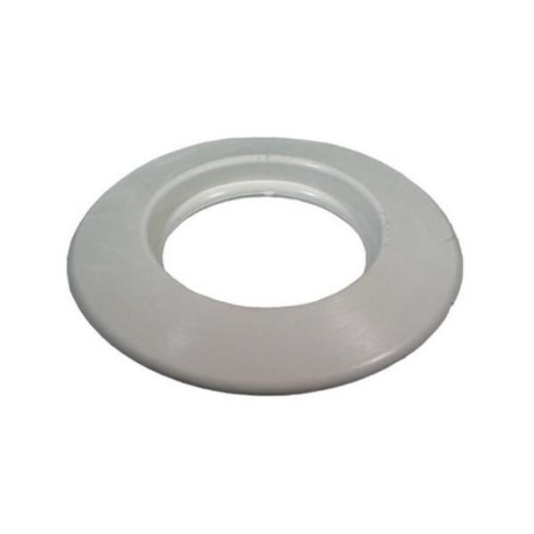 Rosone coprimuro esterno bianco da 80