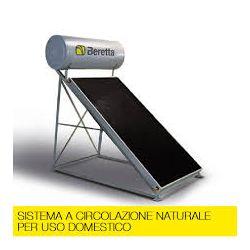 Sistema solare termico a circolazione naturale NS-SOL 150/1