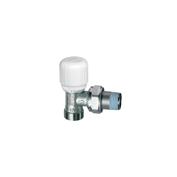 Valvola termostatizzabile a squadra 1/2 FAR art. 161012