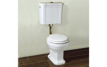 Cassetta scarico WC