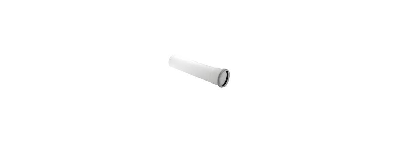 Tubi PPS per condensazione - Prolunghe coassiali